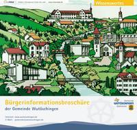 Bürgerinformationsbroschüre der Gemeinde Wutöschingen