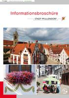 Informationsbroschüre Stadt Pfullendorf
