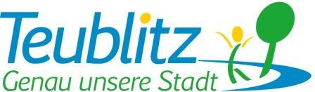 Bekanntmachungen der Stadt Teublitz