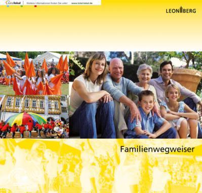 Familienwegweiser der Stadt Leonberg