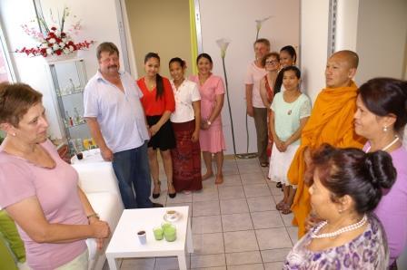 Thai-Massagen sorgen für Linderung