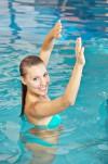 Fit unter Wasser