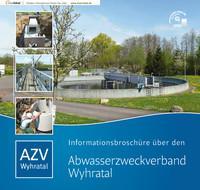Informationsbroschüre über den Abwasserzweckverband Wyhratal