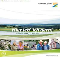 Hier leb´ich gern! Informationen für Senioren Rhein-Hunsrück-Kreis