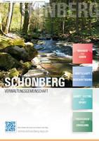 Informationsbroschüre Schönberg Verwaltungsgemeinschaft