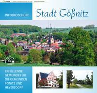 INFOBROSCHÜRE Stadt Gößnitz