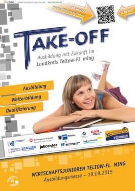 Take-Off Ausbildung mit Zukunft im Landkreis Teltow-Fläming
