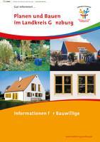 ARCHIVIERT Planen und Bauen im Landkreis Günzburg