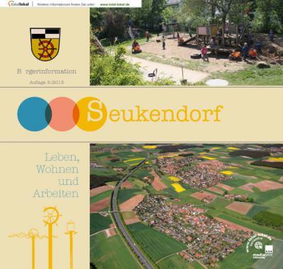 Informationsbroschüre der Gemeinde Seukendorf