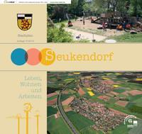Ortsplan der Gemeinde Seukendorf
