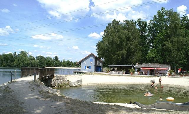 Badewasserprobe Naturbad Höllohe