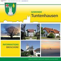 Informationsbroschüre der Gemeinde Tuntenhausen