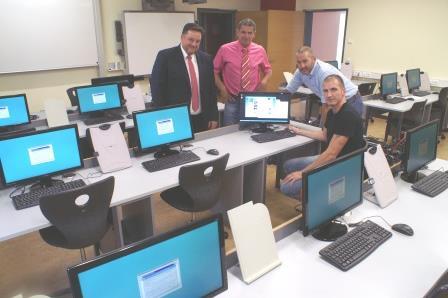 Neue EDV Ausstattung für die Telemann Grund- und Mittelschule
