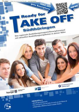 Ready for TAKE OFF 2015/2016