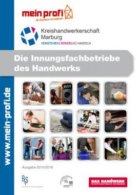 Die Innungsfachbetriebe des Handwerks Kreishandwerkerschaft Marburg