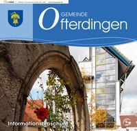 Informationsbroschüre Gemeinde Ofterdingen