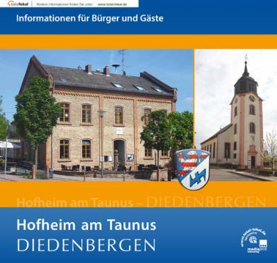 Informationsbroschüre Hofheim am Taunus Diedenbergen