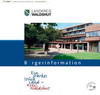 Bürgerinformationsbroschüre Landkreis Waldshut