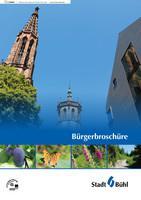 Bürgerbroschüre Stadt Bühl
