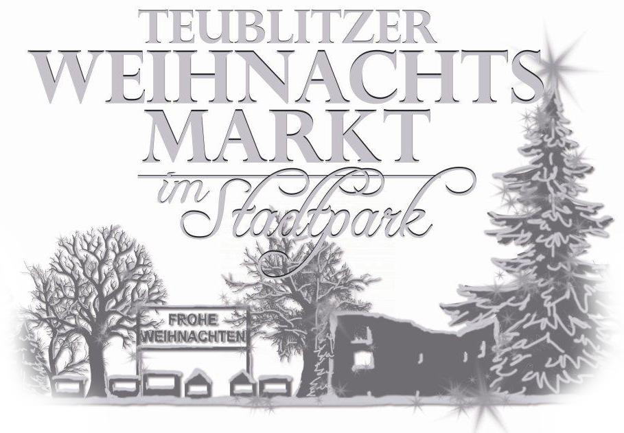 Aufruf zum Anmelden - Teublitzer Weihnachtsmarkt 2015