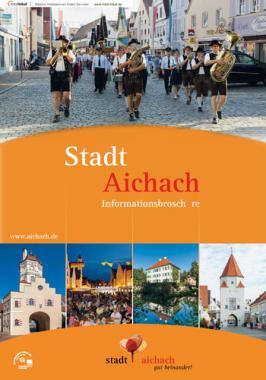 Bürgerinformationsbroschüre der Stadt Aichach