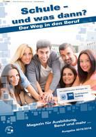 Schule und was dann? - Der Weg in den Beruf - Hamburg 2015/2016