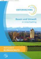 Bauen und Umwelt in Unterhaching