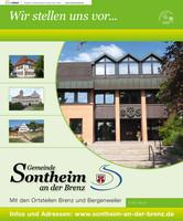 Gemeinde Sontheim an der Brenz - Wir stellen uns vor ... - Einleger