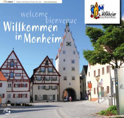 Willkommen in Monheim