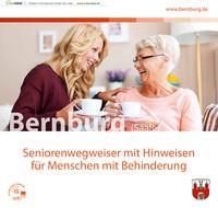 ARCHIVIERT Seniorenwegweiser mit Hinweisen für Menschen mit Behinderung