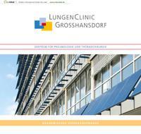 Zentrum für Pneumologie und Thoraxchirurgie - LungenClinic Grosshansdorf