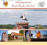 Infomationsbroschüre der Stadt Kalbe (Milde)