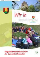 Bürgerinformationsbroschüre der Gemeinde Hohenstein