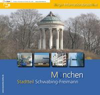 Bürger-Informationsbroschüre München Stadtteil Schwabing-Freimann