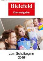 Elternratgeber zum Schulbeginn 2016 - Bielefeld