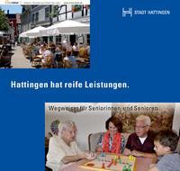 ARCHIVIERT Wegweiser für Seniorinnen und Senioren Stadt Hattingen