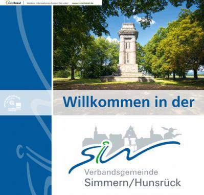 Willkommen in der Verbandsgemeinde Simmern/Hunsrück