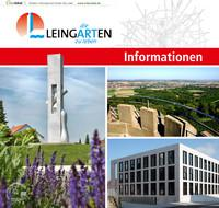 ARCHIVIERT Informationsbroschüre Leingarten
