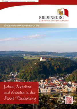 Bürgerinformationsbroschüre Riedenburg