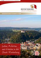 ARCHIVIERT Bürgerinformationsbroschüre Riedenburg