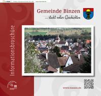 Informationsbroschüre Gemeinde Binzen