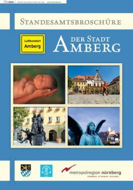 Standesamtsbroschüre der Stadt Amberg