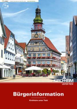 Bürger Informationsbroschüre Der Stadt Kirchheim Unter Teck