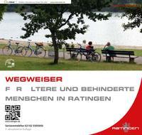 Wegweiser für ältere und behinderte Menschen in Ratingen