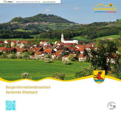 Bürgerinformationsbroschüre Gemeinde Ottenbach
