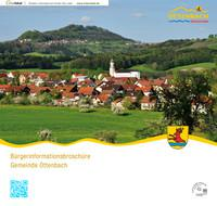ARCHIVIERT Bürgerinformationsbroschüre Gemeinde Ottenbach