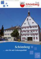 Schömberg . . . ein Ort mit Lebensqualität