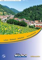 Stadt Wolfach Infobroschüre
