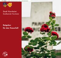 Ratgeber für den Trauerfall Stadt Viernheim