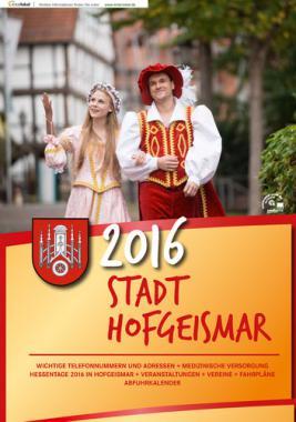 2016 Stadt Hofgeismar